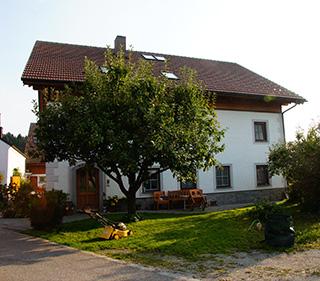 Hof des Lieblhofs in Suben (Bez. SD)